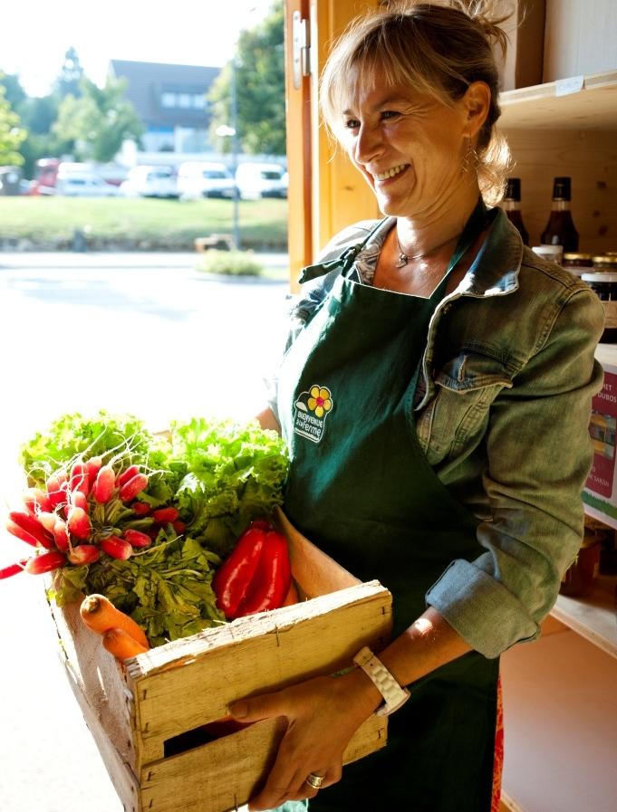 Organiser Et Promouvoir Le Manger Local  Agriculture Pays De La Loire