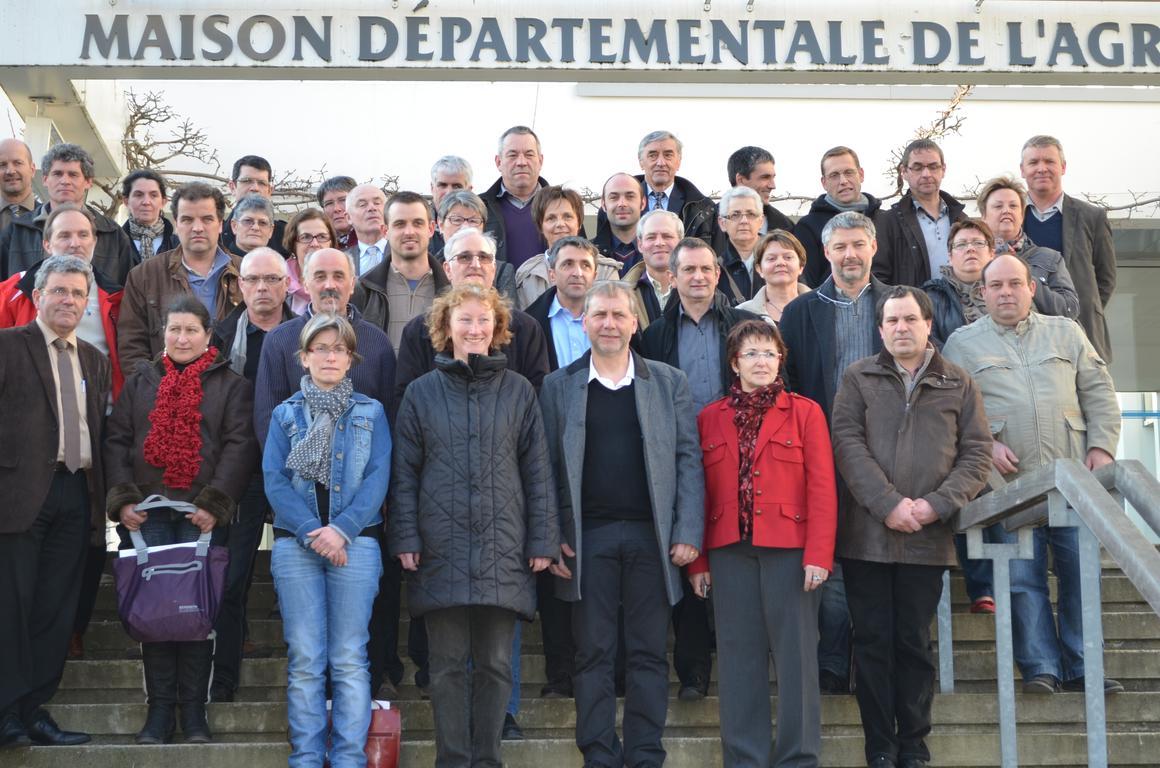 Chambres Du0027agriculture Des Pays De La Loire