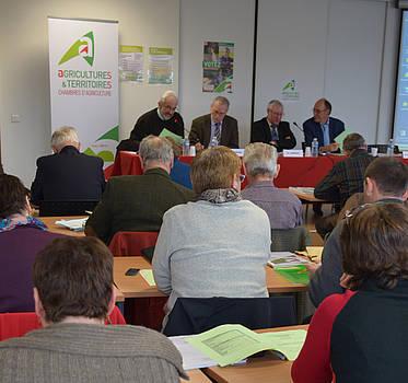 En Sarthe  Agriculture Pays De La Loire